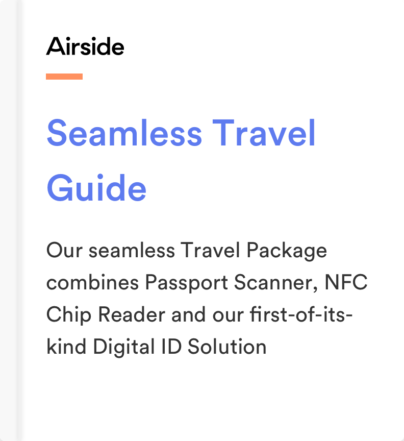 Airside Mobile Seamless Travel Guide